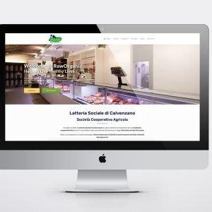 Nuovo sito internet per la Latteria di Calvenzano